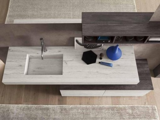 Mobile Bagno Moderno Synergie