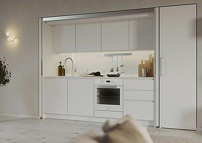 Cucina Nascosta Aurora Cucine (2)