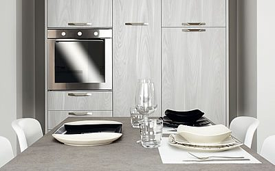 Cucina Smart Avorio