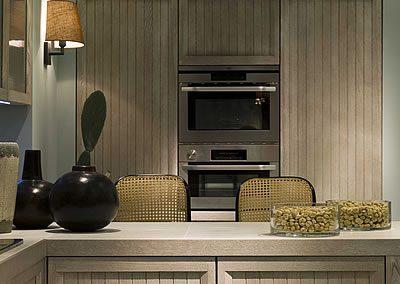Cucina Vincent Stile Country Chic Grigia Aurora Cucine (4)