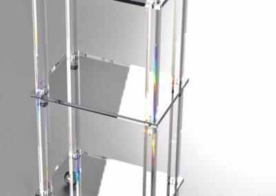 Accessori Bagno Plexiglass Petrozzi (265)