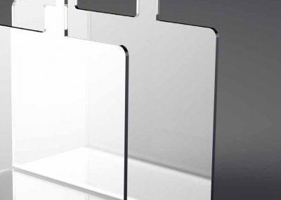 Accessori Bagno Plexiglass Petrozzi (372)