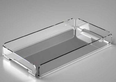 Accessori Bagno Plexiglass Petrozzi (412)