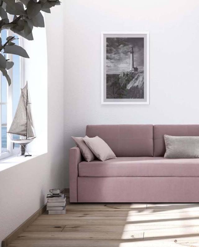 Divano Letto Confort Line - Pucci Roberto & C. Srl