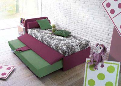 Lettino Fata Singolo Confort Line (2)