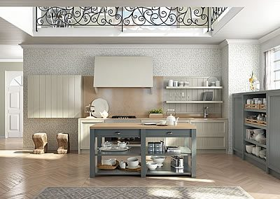 Cucina Nuance Decò - Pucci Roberto & C. Srl