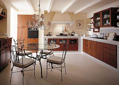 Cucina Rosemary Rustica Aurora Cucine (11)