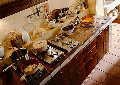 Cucina Rosemary Rustica Aurora Cucine (2)