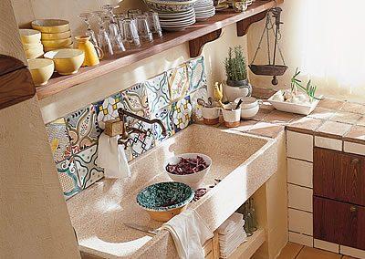 Cucina Rosemary Rustica Aurora Cucine (8)