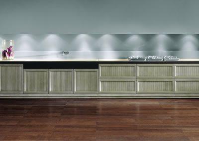 Cucina Vincent Grigia Aurora Cucine (1)