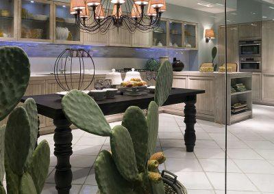 Cucina Vincent Stile Country Chic Grigia Aurora Cucine (2)